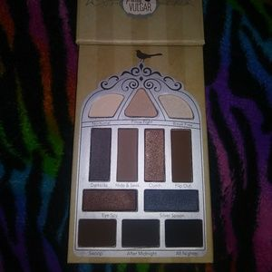 "Pretty Vulgar ""Nightingale"" Palette-$13"